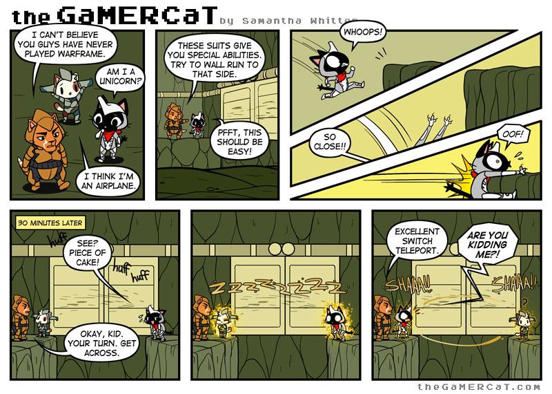 Wartroll The Gamercat