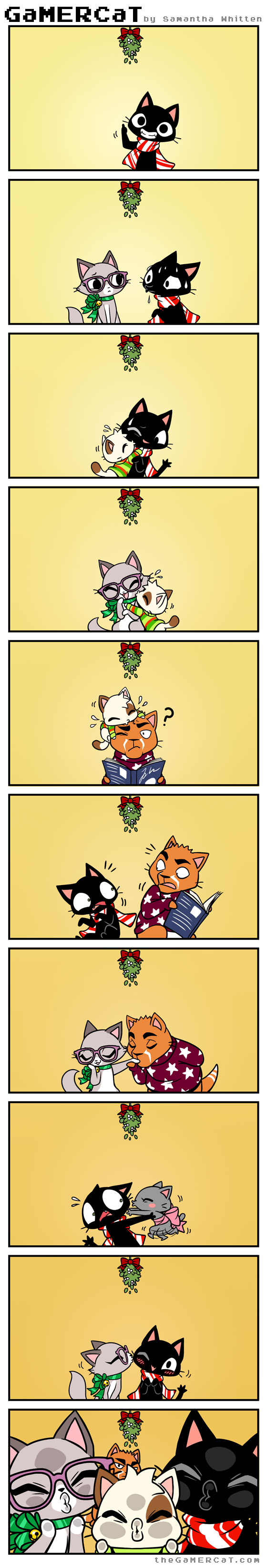 Mistletoe Mayhem