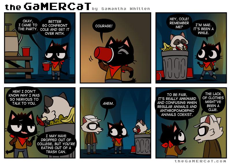 Trash Mammal